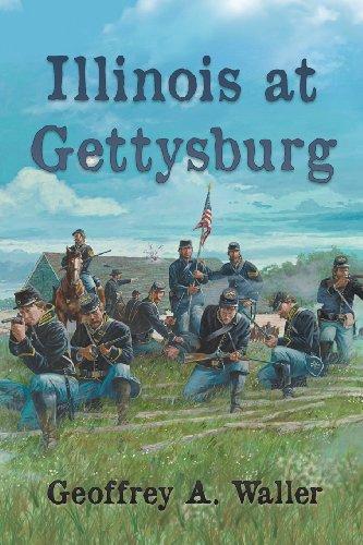 9781457520075: Illinois at Gettysburg