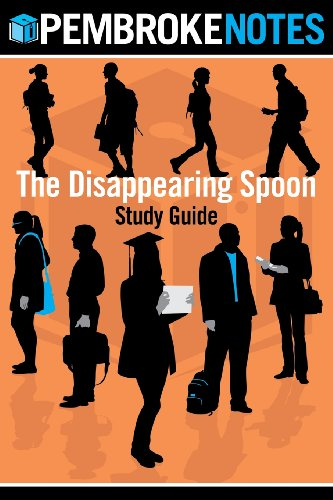 9781457523250: The Disappearing Spoon Study Guide