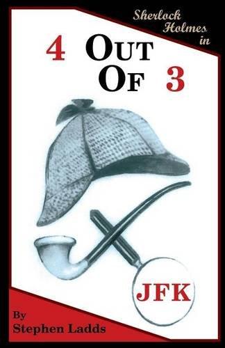 9781457523595: Sherlock Holmes in JFK 4 Out of 3