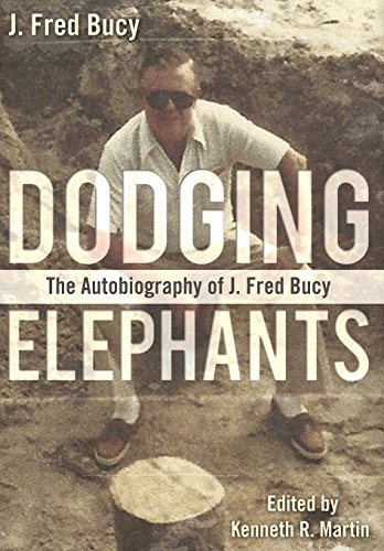 9781457526800: Dodging Elephants: The Autobiography of J. Fred Bucy