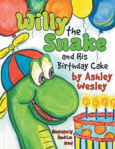 9781457528286: Willie the Snake and His Birthday Cake