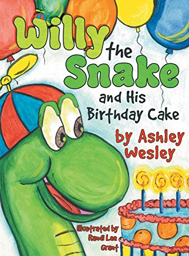 9781457530258: Willie the Snake and His Birthday Cake