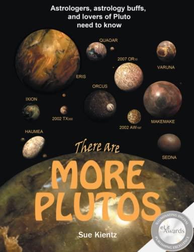More Plutos: Kientz, Sue