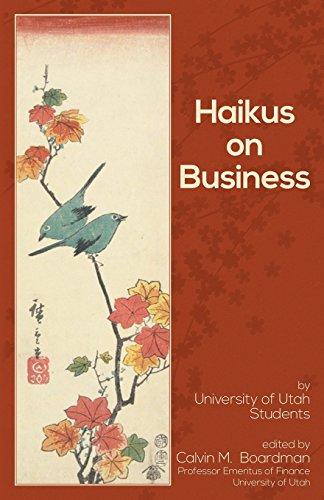 9781457542183: Haikus on Business