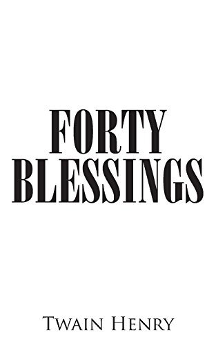 9781457542800: Forty Blessings