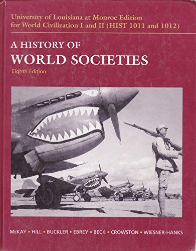 9781457600067: A History of World Societies