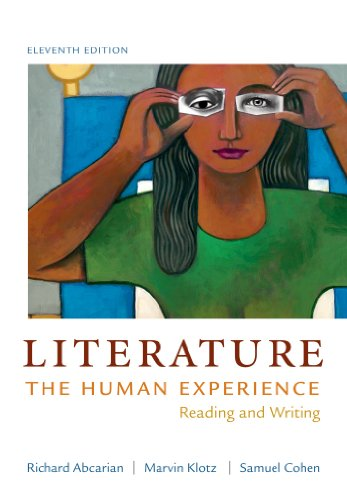 9781457604294: Literature: The Human Experience: Reading and Writing