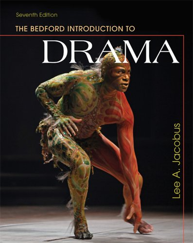 9781457606328: The Bedford Introduction to Drama