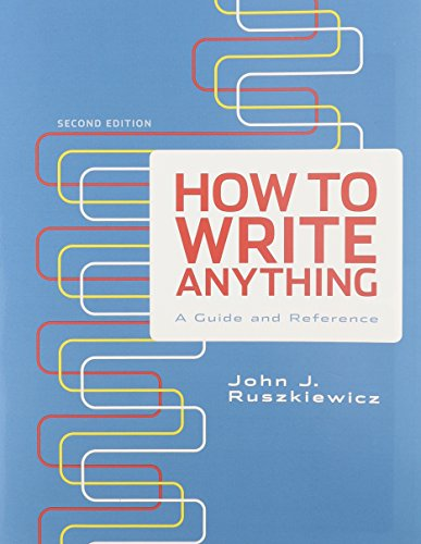 9781457611360: How to Write Anything 2e & Compclass