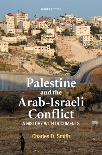 9781457613487: Palestine and the Arab-Israeli Conflict: A History with Documents