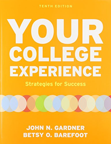 9781457614347: Your College Experience 10e & Pocket Style Manual 6e