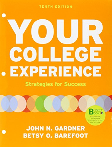 9781457618932: Loose-Leaf Version of Your College Experience