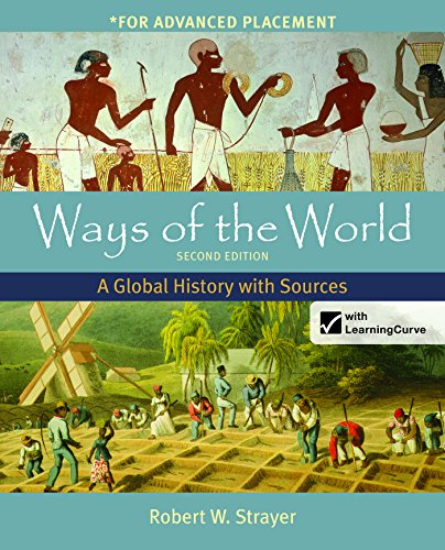 9781457622212: Ways of the World, High School Edition: A Global History