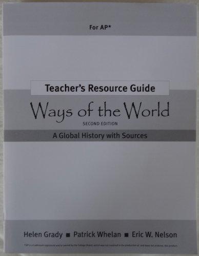 9781457628061 Bedfordst Martins Ways Of The World A Global