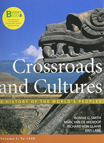 9781457629495: Loose-leaf Version of Crossroads and Cultures V1 & Sources of Crossroads and Cultures V1