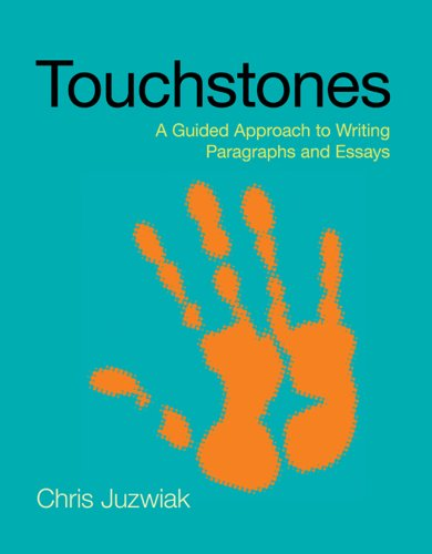 9781457630897: Loose-leaf Version for Touchstones: A Guided Approach to Writing Paragraphs and Essays