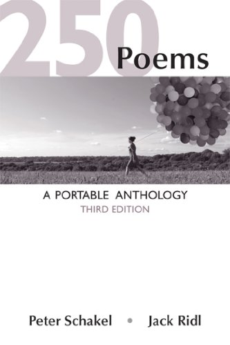 9781457636929: 250 Poems: A Portable Anthology