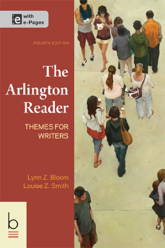 The Arlington Reader: Themes for Writers: Bloom, Lynn Z.;