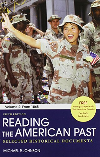 9781457640629: American Promise 5e VC & Reading The American Promise 5e V2
