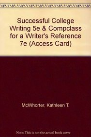 Successful College Writing 5e & CompClass for A Writer's Reference 7e (Access Card): ...