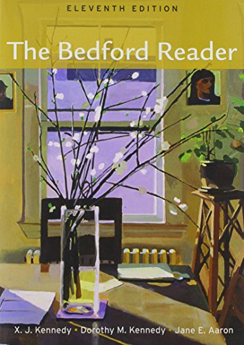 9781457641657: Bedford Reader 11e & Pocket Style Manual 6e