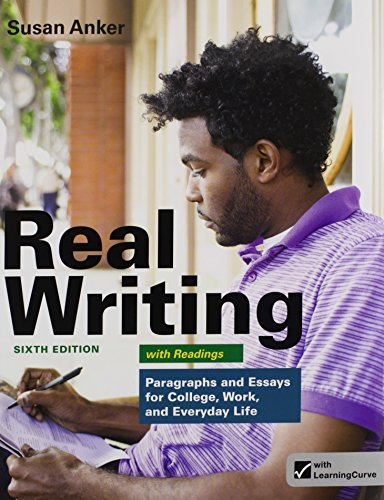 9781457643484: Real Writing with Readings 6e & From Practice to Mastery