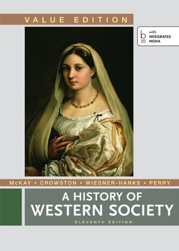 9781457648496: A History of Western Society, Value Edition, Combined