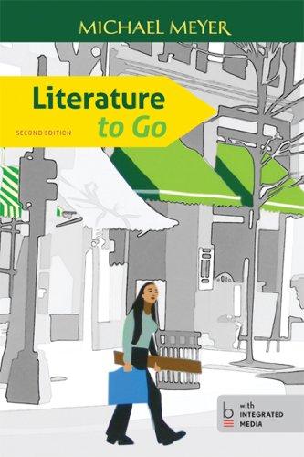 9781457650512: literature to go abebooks michael meyer: 1457650517.