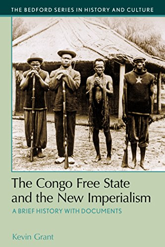9781457650895: The Congo Free State and the New Imperialism (The Bedford Series in History and Culture)