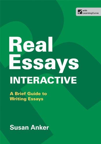 anker real essays readings