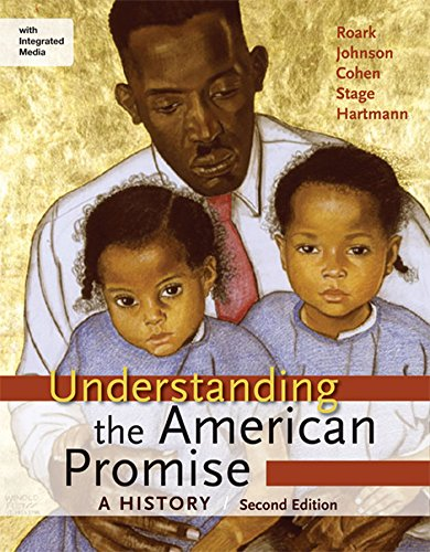 9781457662553: Understanding the American Promise: A History, High School Edition: A Brief History