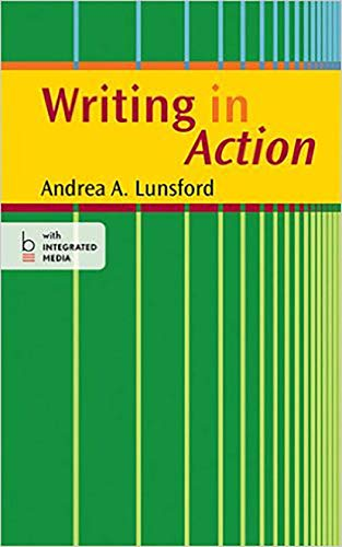 Writing in Action: Lunsford, Andrea A.