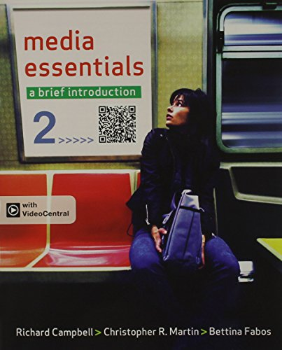 9781457665981: Media Essentials 2e & Media Career Guide 9e