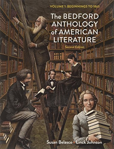 Bedford Anthology of American Literature, 2e V1 & Huckleberry Finn (145766643X) by Susan Belasco; Linck Johnson; Mark Twain