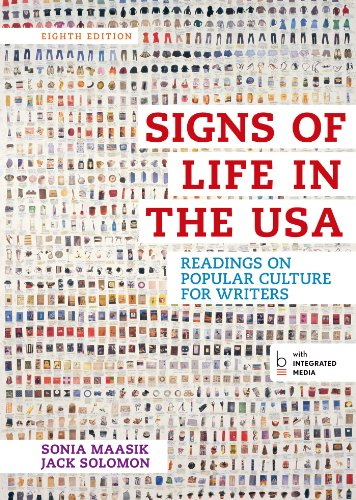 9781457670251: Signs of Life in the USA: Readings on Popular Culture for Writers