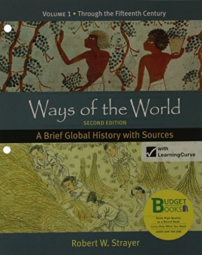 Ways of the World: A Brief History: Strayer, Robert W.