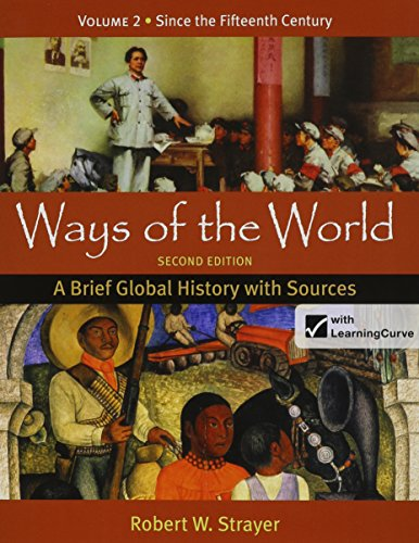 9781457672804: Ways of the World: A Brief Global History with Sources, 2e Volume 2 & Launch Pad HistoryClass for Ways of the World: A Brief Global History with Sources, 2e Volume II (Access Card)