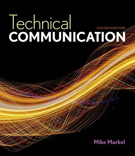 9781457673375: Technical Communication