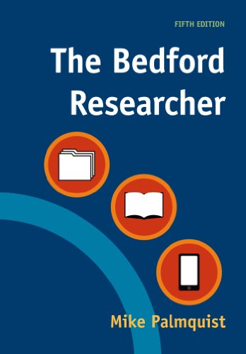 9781457674549: The Bedford Researcher