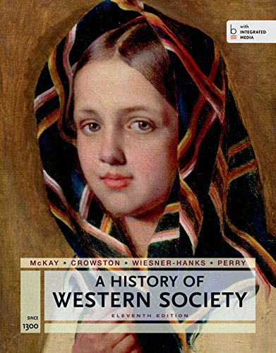 9781457677106: A History of Western Society Since 1300 for the AP® Course: with Bedford Integrated Media