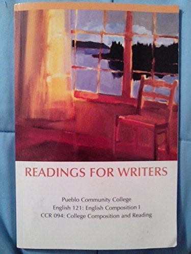 9781457680618: Readings for Writers