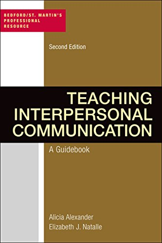 9781457681097: Teaching Interpersonal Communication: A Guidebook (Foundations and Trends in Entrepreneurship)