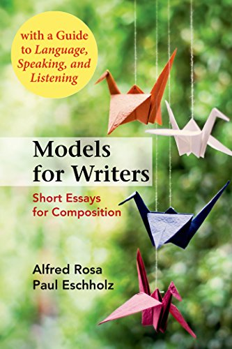 models for writers high school edition short  9781457681554 models for writers high school edition short essays for composition