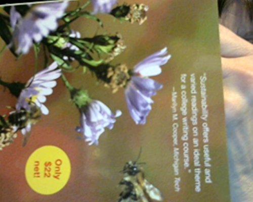 9781457683763: Sustainability A Bedford Spotlight Reader