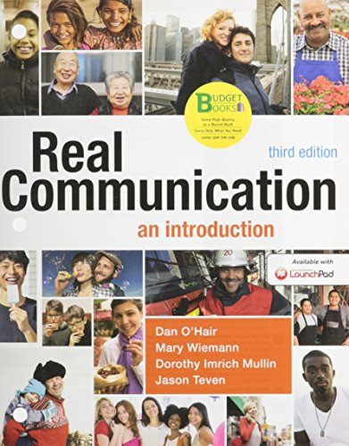 9781457685408: Loose-leaf Version for Real Communication: An Introduction