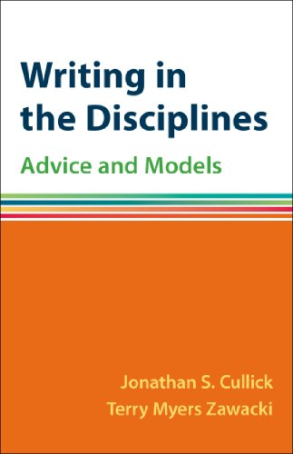9781457686481: Writing in the Disciplines: A Hacker Handbooks Supplement