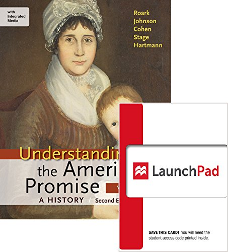 9781457686955: Bundle: Understanding the American Promise, 2e V1 & LaunchPad Access Code
