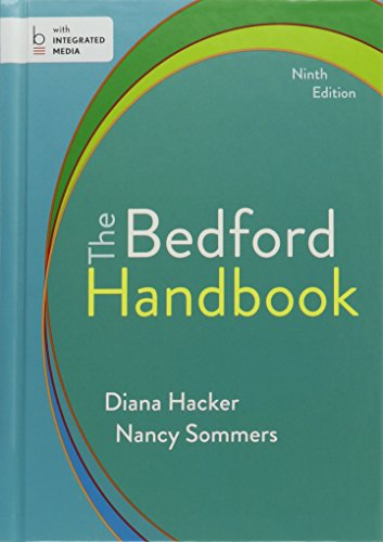 9781457687846: Bedford Handbook 9th Ed. + Subject and Strategy 13th Ed.
