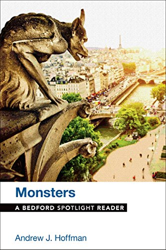 9781457690303: Monsters: A Bedford Spotlight Reader