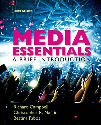 9781457693762: Media Essentials: A Brief Introduction
